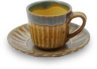 刷毛目 コーヒーセット
